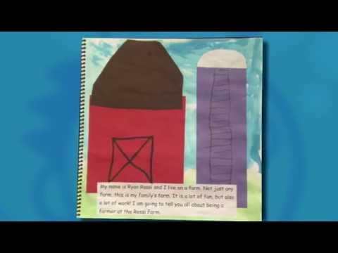 PBS Kids Writers Contest 2014 | The Rossi Farm