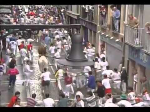 Encierro de San Fermín   11 de julio de 2002 480p