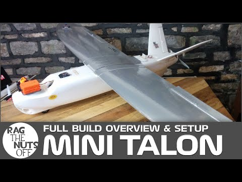 🔴 Mini Talon Build Overview for 2017 - Full Parts List Included (PS: She flies brilliantly!) - UCWP6vjgBw1y15xHAyTDyUTw