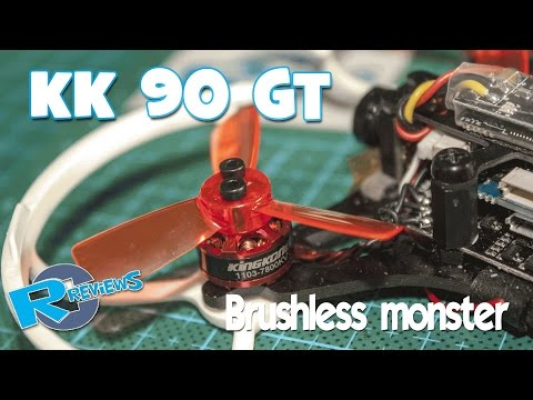 KingKong 90GT - super micro brushless monster for races - UCv2D074JIyQEXdjK17SmREQ