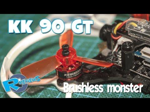 KingKong 90GT - super micro brushless monster for races - UCv2D074JIyQEXdjK17SmREQ