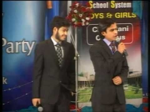 Wellcome Speech of Icms Party 2011