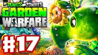 Plants vs Zombies Garden Warfare - Gameplay Walkthrough Part 17 - Garden Ops Xbox One