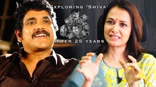 Exploring Shiva Movie After 25 Years - Celebrating 25 Years