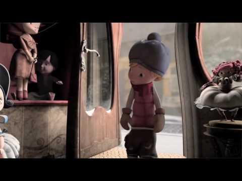 ALMA - Cortometraje animación