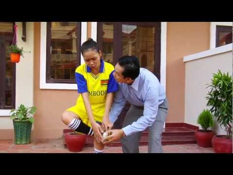Sneak preview of new Khmer movie -My Family My Heart-