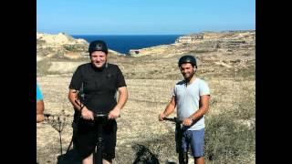 Gozo Segway: The island of Gozo, Malta