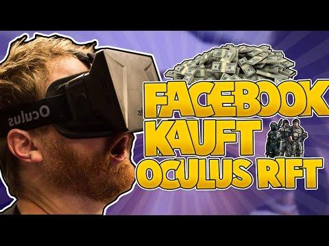 Facebook kauft Oculus Rift !!!!1111einseins °,...,°