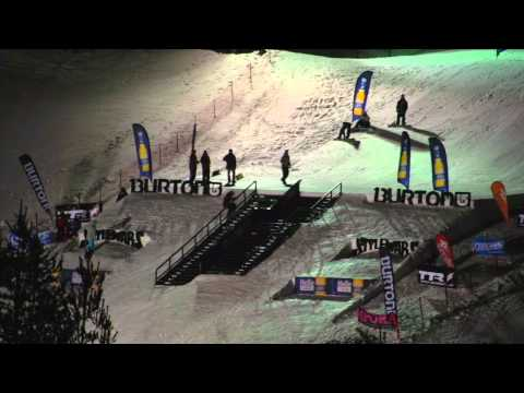Skuff TV Action Sports and Carnage - EPIC RAIL JAM - STYLEWARS 28 STAIRS 2012