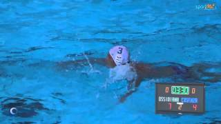 Ossidiana Marbi Messina VS Cosenza Nuoto