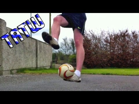 Touzani Around The World (TATW) Tutorial :: Freestyle Football / Soccer
