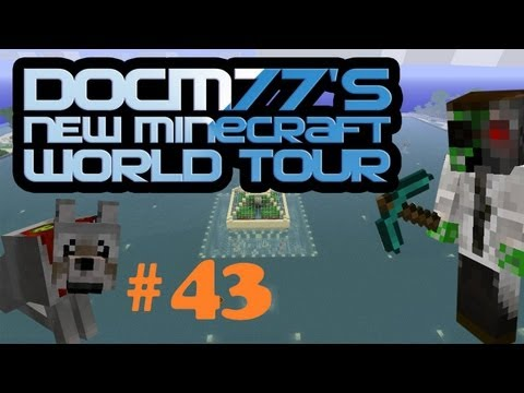 Docm77´s NEW Minecraft World Tour - Episode 43: Bed Bud