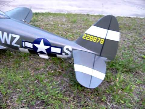 top flite P-47 60 size ARF electric conversion - UC8B1_akRB5f1ruR3uxYhdBw