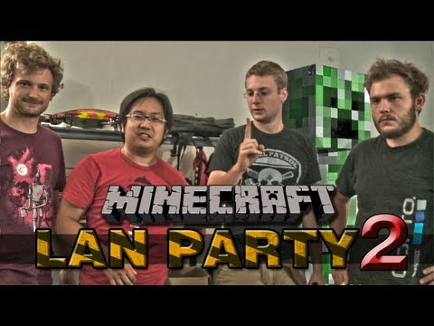 LAN Party - Minecraft (Part 2)
