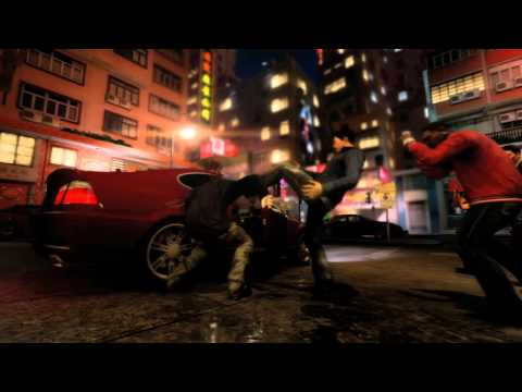Sleeping Dogs - Launch Trailer