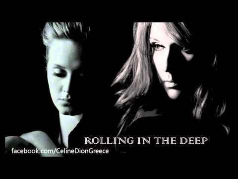 Celine Dion - Rolling In The Deep (Full)