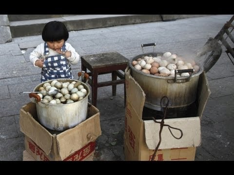Weird News: CHINA'S MOST DISGUSTING FOOD