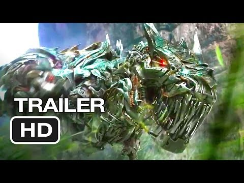 Transformers: Age of Extinction Official Trailer (2014) HD