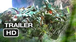 Transformers: Age of Extinction Official Trailer (2014) - Michael Bay Movie HD