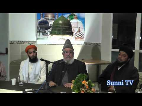 History of Shahadat Imam Hussain (A.S) by Syed Zahid Hussain Shah sb Rizvi in Almere 24/11/2012