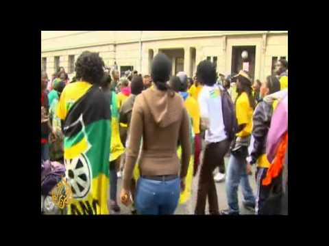 ANC wins SA elections, opposition gains
