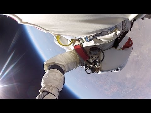 GoPro: Red Bull Stratos - The Full Story