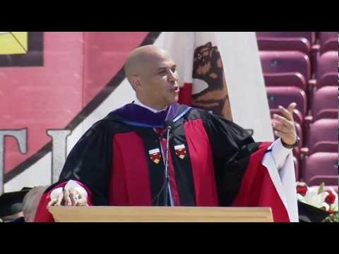 Cory Booker's 2012 Commencement Address