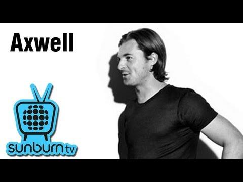 Axwell Live @ Sunburn Goa 2011
