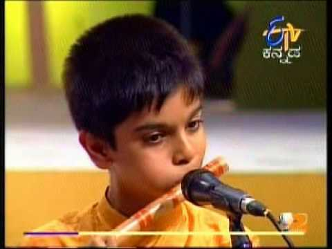 10 year old Akash' s Raga Durga on flute for Bala Gandharva