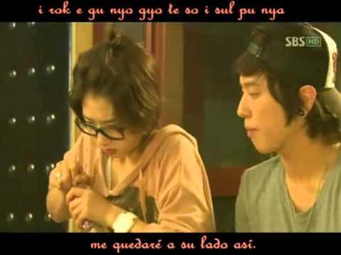 Jung Yong Hwa - I'm fool (Subtitulos esp + rom) Shin Woo y Go Mi Nam