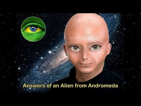 84 - ANSWERS OF AN ALIEN FROM ANDROMEDA - Nibiru and Events