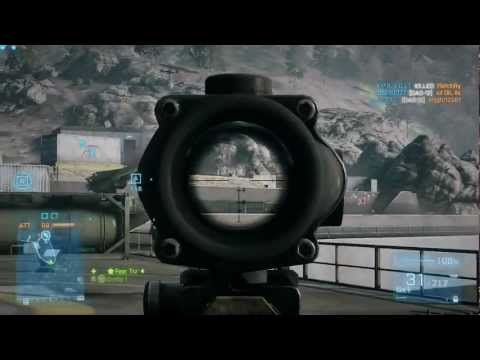 EPIC BF3 MOMENT! - JAMES BOND!
