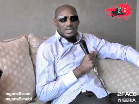 ONE8 VIDEO DIARIES - 2FACE (NIGERIA)