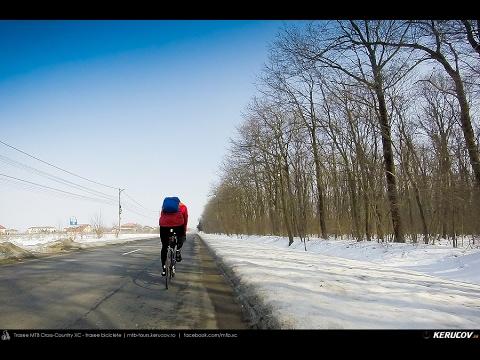 VIDEOCLIP Randonneurs Romania - antrenament 100 km / 18 februarie 2017  [VIDEO]
