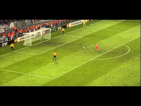 Steaua Bucuresti Vs Ajax Penalty Kicks 21/02/2013