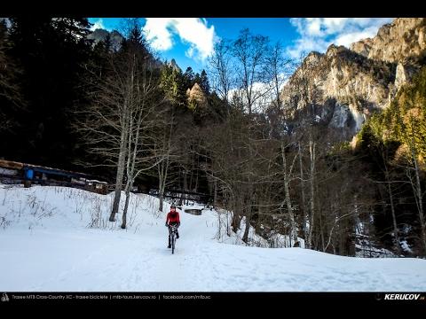VIDEOCLIP Traseu MTB Busteni - Valea Cerbului - Valea Spumoasa - Poiana Tapului - Sinaia [VIDEO]