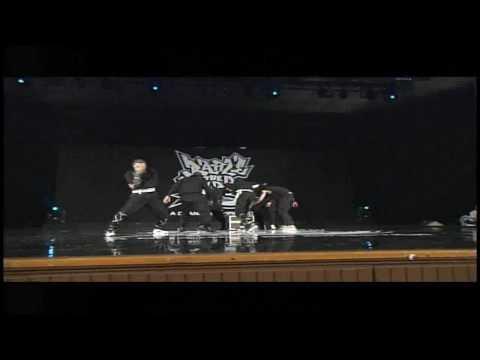 Jinjo Crew Show (BOTY Korea 2007)