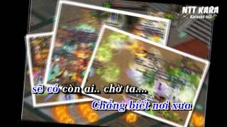 Khúc Độc Hành - Hồ Quang Hiếu - karaoke (Full Beat)