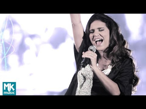 Aline Barros - Ressuscita-me HD - Clipe Oficial MK Music