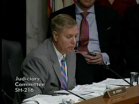 Senator Graham Questions Supreme Court Nominee Elena Kagan - Round Two
