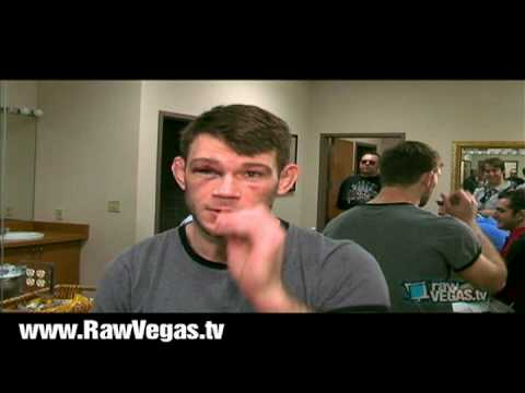 Forrest Griffin UFC 86 Post-Fight Interview at 2008 WSOP
