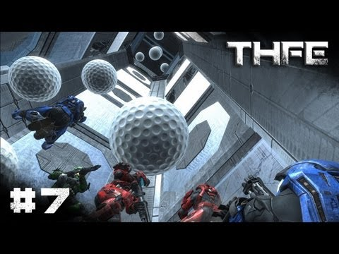 """Flushing Toilet"" [HD] - Halo Reach Forge Maps (THFE) - (Ep.7)"