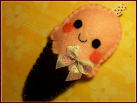 How to Make a Kawaii Icecream Cone Plush From Felt (Plushie Tutorial)