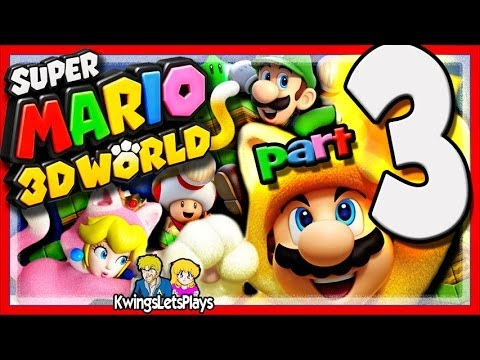 Super Mario 3D World: Let's Play Part 3 Co-Op - UCQMbf4NfHCJO0WP8NpSqgCA