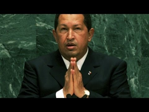 Venezuela get ready for elections  (chavez)