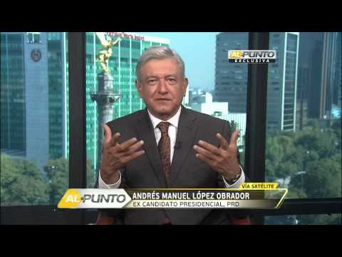 Entrevista a Andrs Manuel Lpez Obrador (Diciembre 2012)