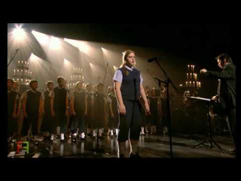9. Les Choristes - ''La Complainte du Vent''. ( En Concert ).