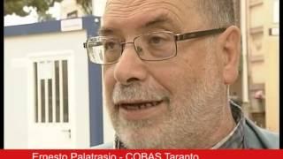 SIT-IN LAVORATORI CIMITERIALI COOP L'ANCORA