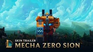 Mecha Zero Sion: Reactivated | Skins Trailer - League of Legends