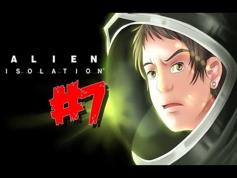 Alien: Isolation (Parte 7) - El Alien me hace el Amor - en Español by Xoda
